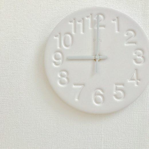 教室の時計